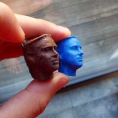 Your Face in Chocolate!